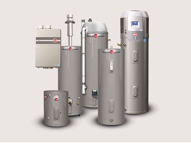 Norman-Oklahoma-hot-water-heater-not-working